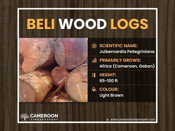Beli wood logs