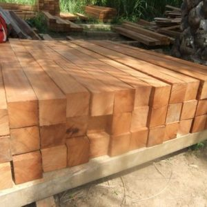 Bilinga sawn timber