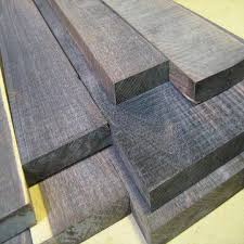 Ebony Sawn Timber