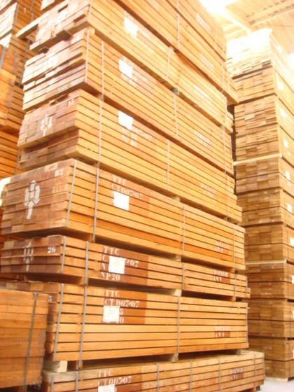 Iroko Sawn Timber