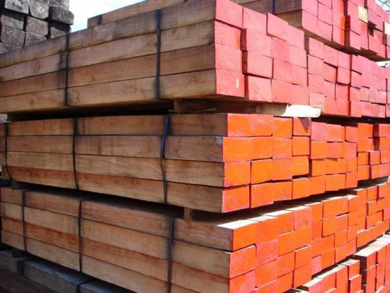 Ironwood Sawn Timber
