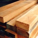 Mahogany Sawn Timber