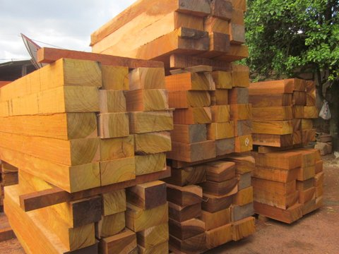 Okan Sawn Timber