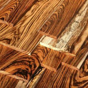 Zebrawood Sawn Timber