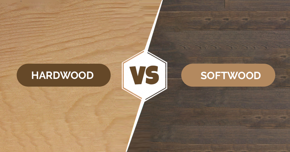The Differences Uses Examples Between Hardwood And Softwood
