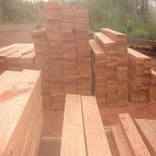 Bubinga Sawn Timber