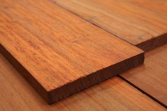Padauk Sawn Lumber