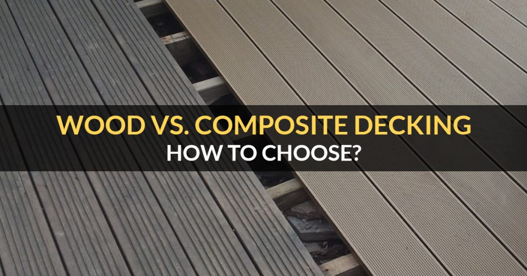 Wood Vs. Composite Decking