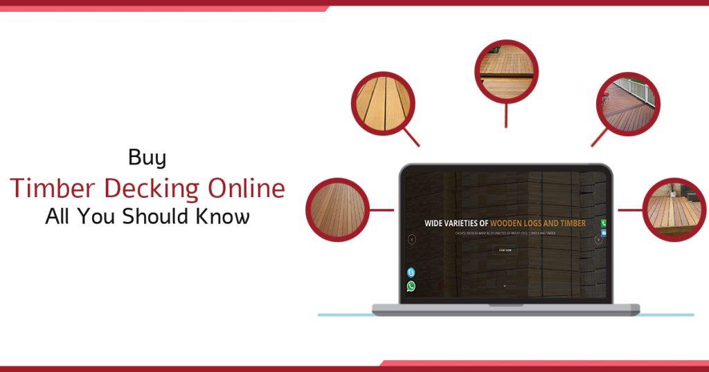 Buy Timber Decking Online