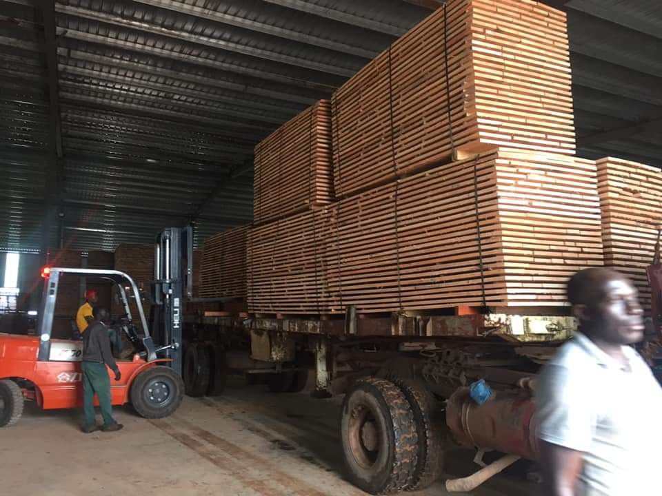 Wood Transportation
