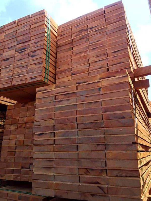 Okoume sawn timber for sale