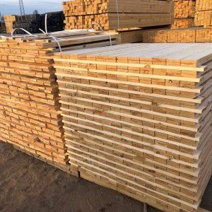 Pine Wood Swan Timber