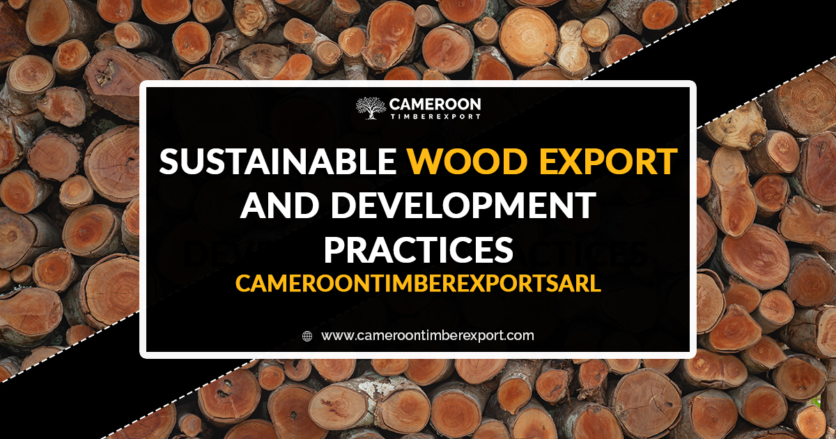 Sustainable Wood Export