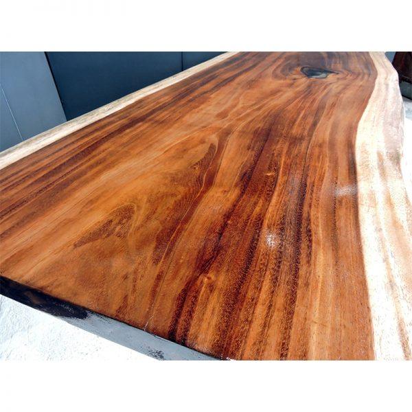 mahogany slabs