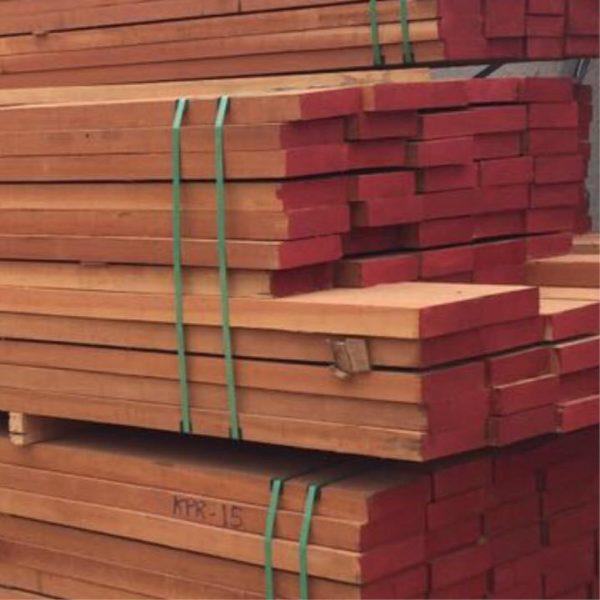 meranti sawn timber