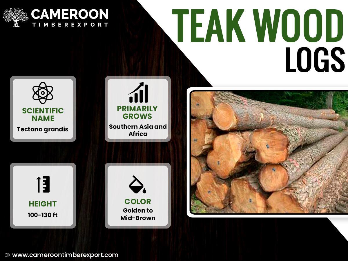 teak wood properties