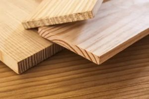 manufactured wood