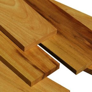 movingui sawn timber