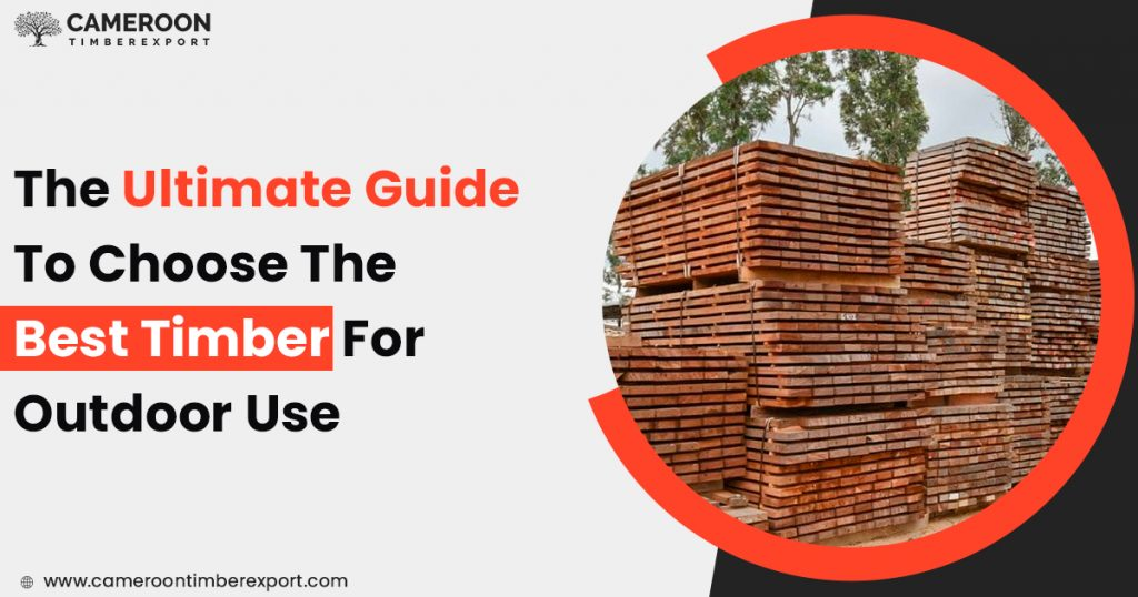 choose best timber for outdoor use